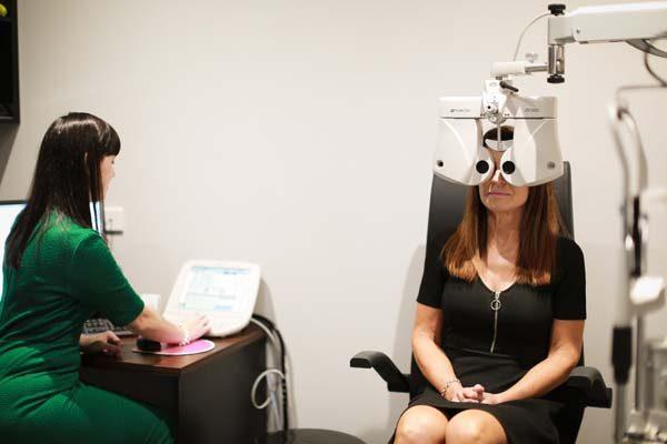 measurement of myopia