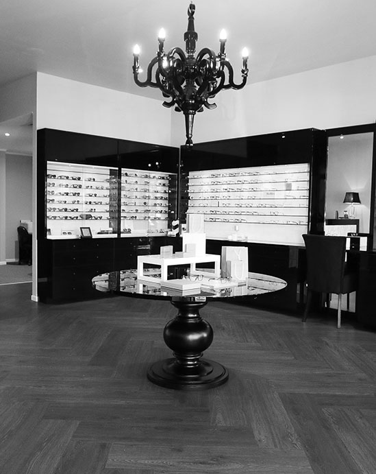 Eyeconic Optometry practice interior