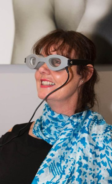 goggle therapy for dry eye